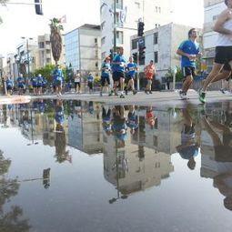 One runner dies, 12 seriously injured in Tel Aviv marathon | Emergency Management | Scoop.it