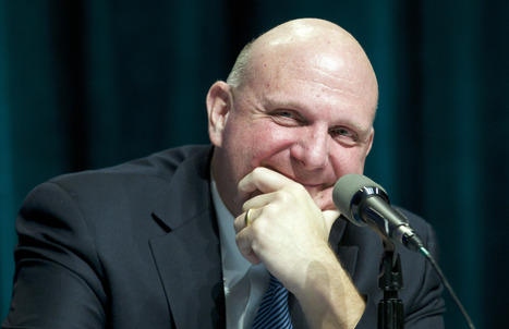 Ex-Microsoft CEO Steve Ballmer Said to Buy the LA Clippers for $2B   Digital-News on Scoop.it today   Scoop.it