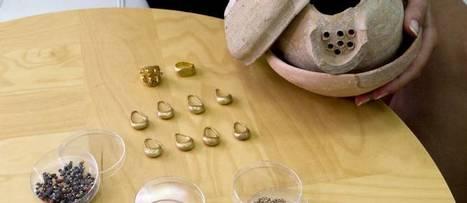 Archéologie : un trésor exhumé en Israël   Merveilles - Marvels   Scoop.it