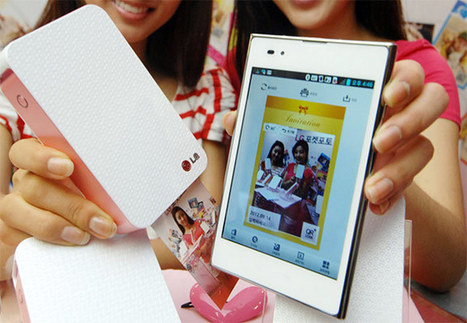 LG Pocket Photo Lets You Print Pictures on the Go | ios develop | Scoop.it