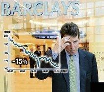 La crise de l'euro: Les banksters* de la Cité : Le déclin de Barclays   Bankster   Scoop.it