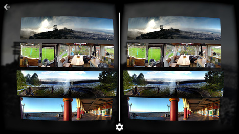 Google's Cardboard Camera 360-Degree Photo App Released on iPhone | Virtual Patients, VR, Online Sims and Serious Games for Education and Care | Scoop.it
