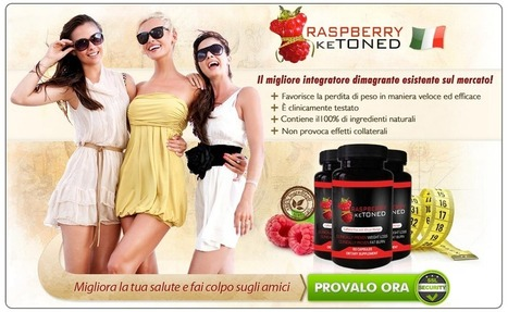 Raspberry Ketoned Review – Advanced Formula to Lose Weight! | Make you become slim and gorgeous | Scoop.it