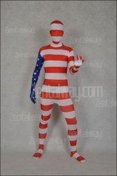 USA Flag Lycra Spandex Full Bodysuit Zentai [c230] - $41.00 : Buy Zentai,zentai suits,zentai costumes,lycra bodysuit,bodysuit spandex,cheap,zentai wholesale,from zentaiway.com | flag zentai suits | Scoop.it