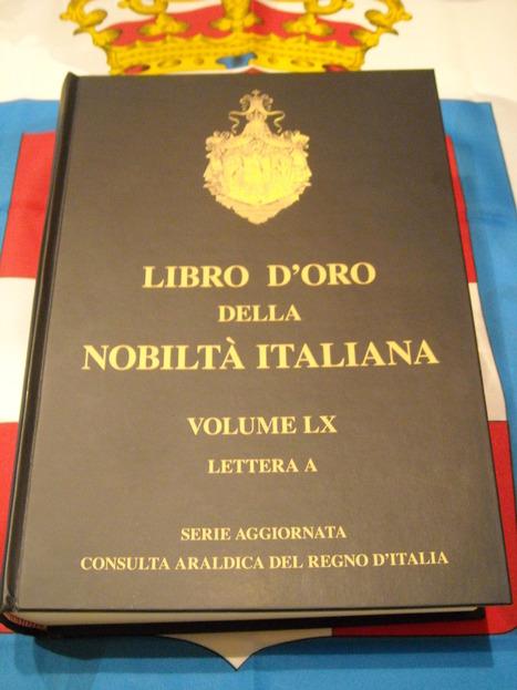 Nuovo sito Internet per l'Unione della Nobiltà Italiana | Généal'italie | Scoop.it