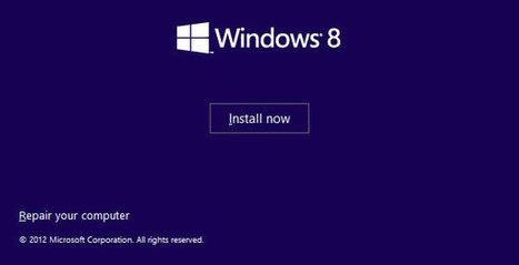 Windows 8 Boot Issues? Try Fixing the Master Boot Record (MBR) or Boot Configuration Data (BCD) | scitechno | Scoop.it
