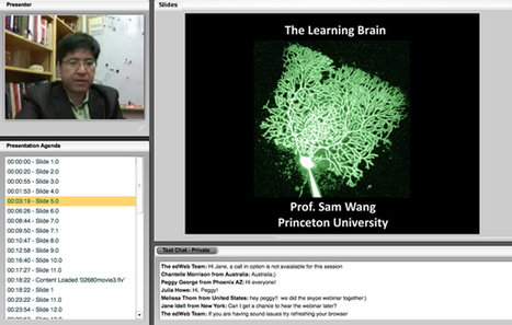 Free Webinar - The connection between Sleep - The Brain - and Learning - Dec. 20 4 pm (EST) | iGeneration - 21st Century Education | Scoop.it