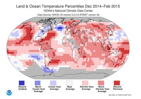 World Ocean Heartbeat Fading? 'Nasty' Signs North Atlantic Thermohaline Circulation is Weakening | GarryRogers NatCon News | Scoop.it