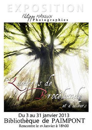 Exposition Lumières de Brocéliande du 3 au 31 Janvier 2013 | Revue de Web par ClC | Scoop.it