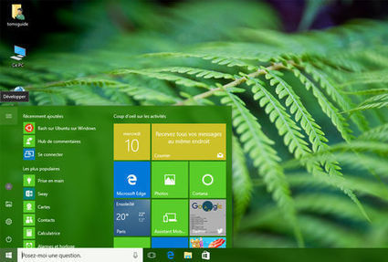 40 astuces pour aller encore plus loin avec Windows 10   L'e-Space Multimédia   Scoop.it