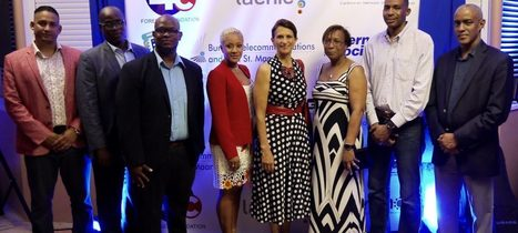 ICANN backs Caribbean technology development | | | LACNIC news selection | Scoop.it