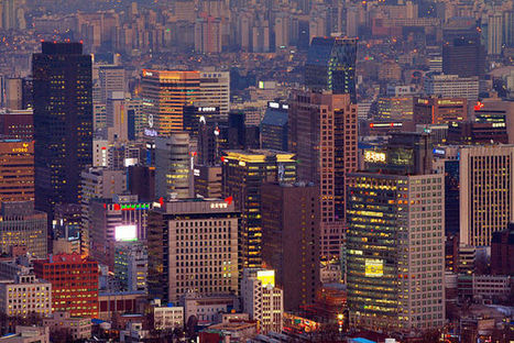 How Seoul Became One Of The World's Sharing Capitals | Tech in the public interest | Scoop.it