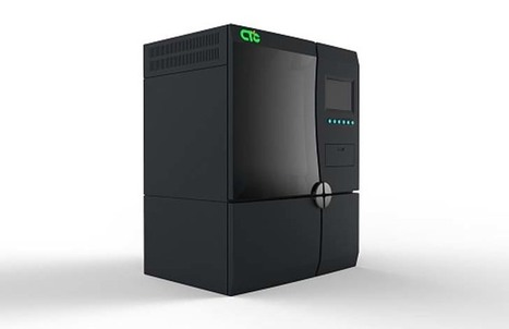 CTC Electronic Co. Announces Its First Industrial 3D Printer | 3D Printing and Fabbing | Scoop.it