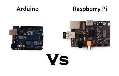 Tutorial: Comparing the Arduino and Raspberry Pi | Raspberry Pi | Scoop.it