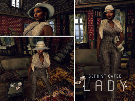 More from Iconic @ The Seasons Story | finding secondlife freebies | Scoop.it