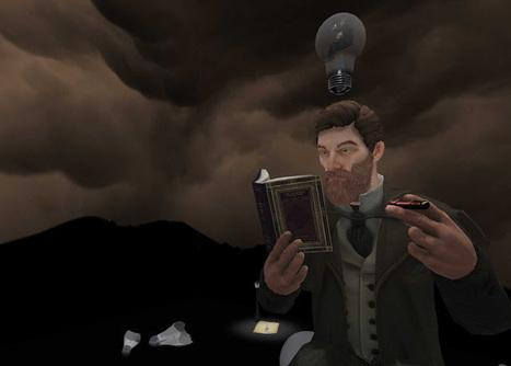 The University of Western Australia (UWA) in Second Life: First Entries for Pursue Impossible 3D Art Challenge | Mundos Virtuales, Educacion Conectada y Aprendizaje de Lenguas | Scoop.it
