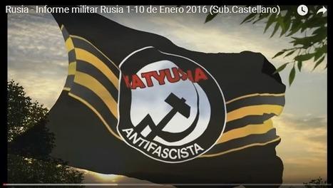 CNA: INFORME MILITAR RUSIA: del 1 AL 10 de Enero de 2016 | La R-Evolución de ARMAK | Scoop.it