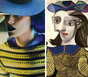 8 tableaux de Picasso adaptés en photos | Mon recueil d'images | Scoop.it