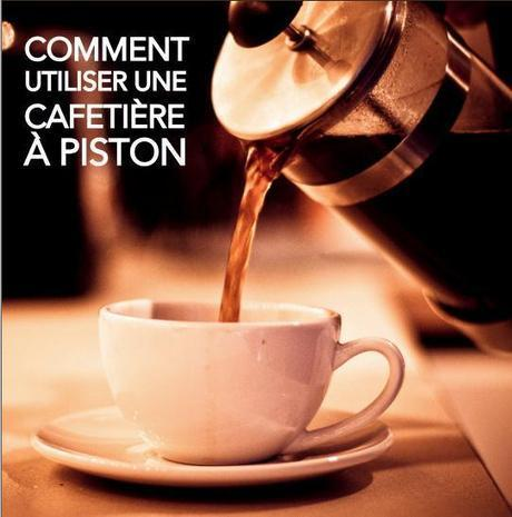 Comment utiliser une cafetière à piston - French listening   French and France   Scoop.it