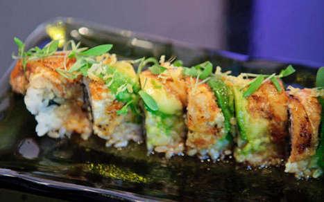 San Francisco Sustainable Sushi Restaurant Reveals Vegan, Faux Unagi Green Dragon Roll Recipe   Sustainable Sushi   Scoop.it
