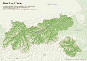 Open Data for Physical Maps | Free and Open Source GIS Ramblings | Cartography | Scoop.it