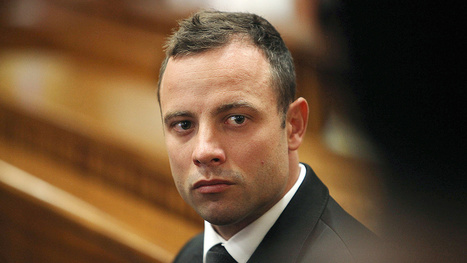 Pistorius' sobs force court to adjourn for day | Pistorius trial | Scoop.it