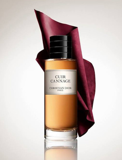 Dior Cuir Cannage ~ New Fragrances | Scents | Scoop.it