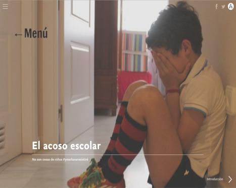 Webdoc como herramienta educativa y de concienciación social : el bullying /Álvarez de Toledo Mesa, Elena | Comunicación en la era digital | Scoop.it