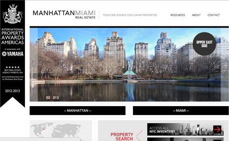 Manhattan Miami Real Estate | Showcase of custom topics | Scoop.it