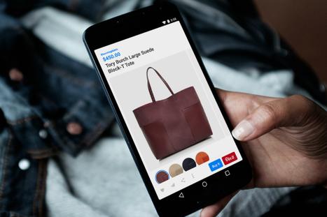 """Pinterest déploie son bouton """"acheter""""… et sa stratégie e-commerce   Veille : E-commerce   Scoop.it"""