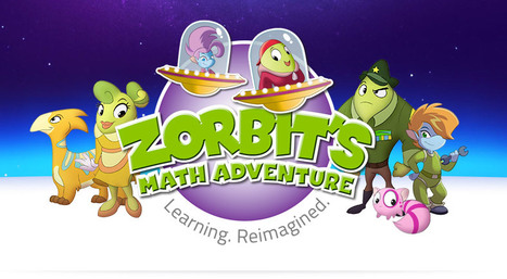 Zorbit's Math Adventure: Math Game for Preschoolers | Play Serious Games | Scoop.it