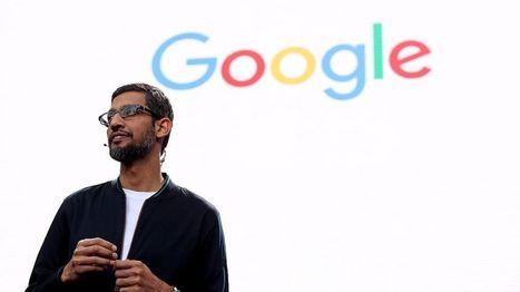 Google commits to £1bn UK investment plan - BBC News | Micro economics | Scoop.it
