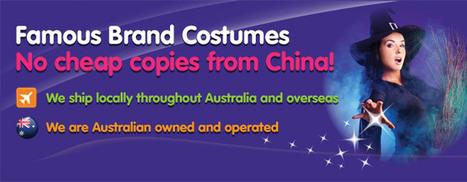 Buy Costume Online, Halloween Costumes, Fancy Dress - Sydney, Australia | Exceptional Costume Online | Scoop.it