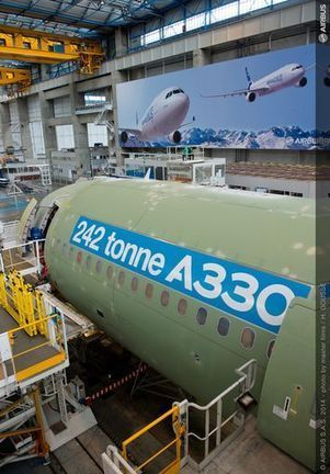 First 242 tonne take-off weight A330 starts final assembly | Aero | Scoop.it