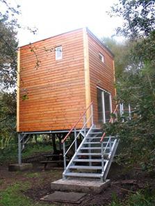 L'Indépendante : une maison écologique et low-cost, c'est possible ! | BCBR | Bien Construire Bien Rénover | Scoop.it