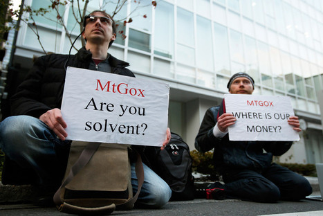 True Believers Cheer the Fall of Bitcoin Exchange Mt. Gox | Software and Services - Free and Otherwise | Scoop.it