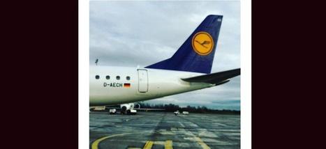 Au départ de Strasbourg, bienvenue à bord de l'avion «D-aech» | Allemagne | Scoop.it