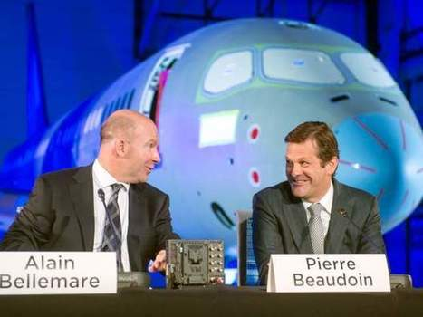 Andrew Coyne: Good times and bad, the winds always blow money in Bombardier's direction | Canadian Aerospace News | Scoop.it