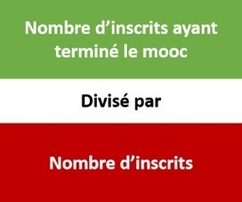 Blog de t@d: Compléter ou réussir un mooc ? | eLearning related topics | Scoop.it