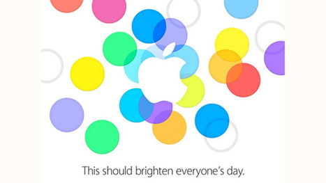 The New iPhones Are Officially Coming September 10 | ICT at IMCC | Scoop.it