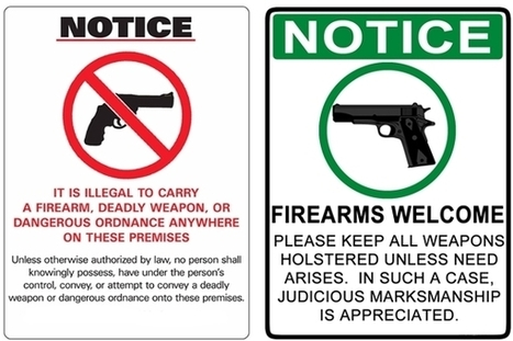 Gun Control Advocacy - Toxic in 2014 | Personal Safety and Security | Scoop.it