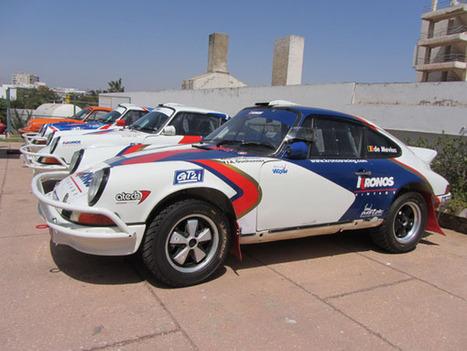 Départ du Rallye du Maroc historique | Agadir | Scoop.it