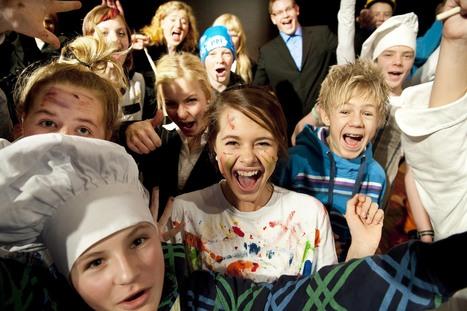 UE - En verden av yrker / Nyheter - Ungt Entreprenørskap   Utdanningsvalg og karriereveiledning   Scoop.it