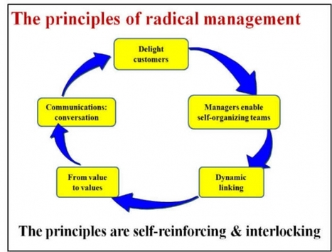 The Five Big Surprises of Radical Management | Agile (project) management | Scoop.it