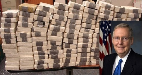 90 Pounds Of Cocaine Found On Cargo Ship Owned By Anti-Drug Senator's Family | Political Agendas | Scoop.it