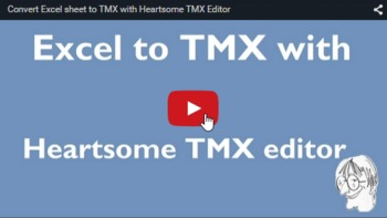 (CAT) (VIDEO) - Convert Excel to TMX with Heartsome TMX Editor | CATguru | Glossarissimo! | Scoop.it