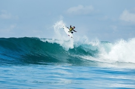 World Surf League signs multi-year broadcast deal for Brazilian market - Transworld Business   Extreme Sports   Scoop.it