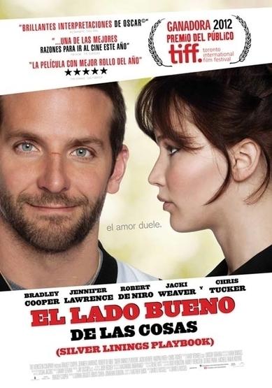 TBDC – Tu Blog de Cine | Noticias y Criticas de Cine » 'El lado bueno de las cosas', crítica: el triunfo del amor | No soy un mainstream | Scoop.it