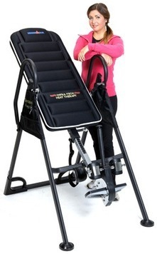 Ironman IFT 4000 Inversion Table Review - Read Now | Inversion Table Reviews | Scoop.it