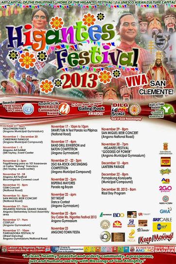 Higantes Festival 2013 | Civil Service Exam | Philippine Festivals | Scoop.it